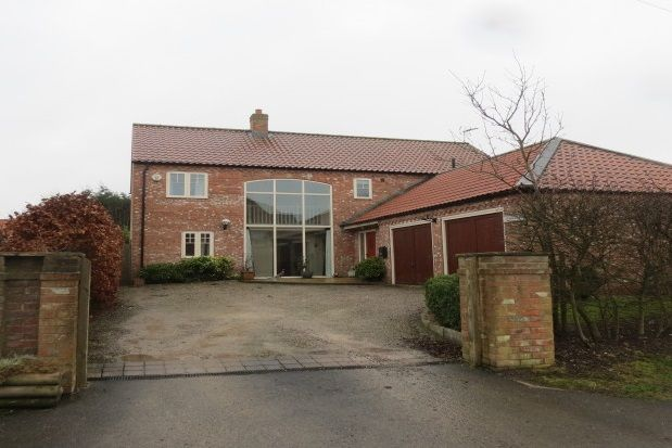 Thumbnail Detached house to rent in Duggleby, Malton