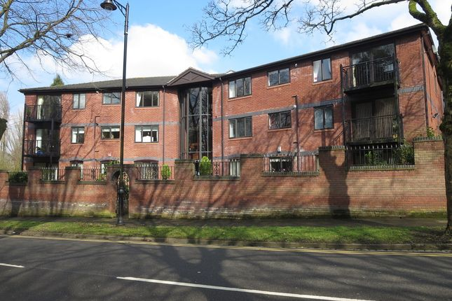 Thumbnail Flat for sale in Queens Court, Dresden, Stoke-On-Trent