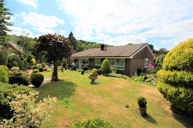 Thumbnail Detached bungalow for sale in Huckers Lane, Selborne, Hampshire