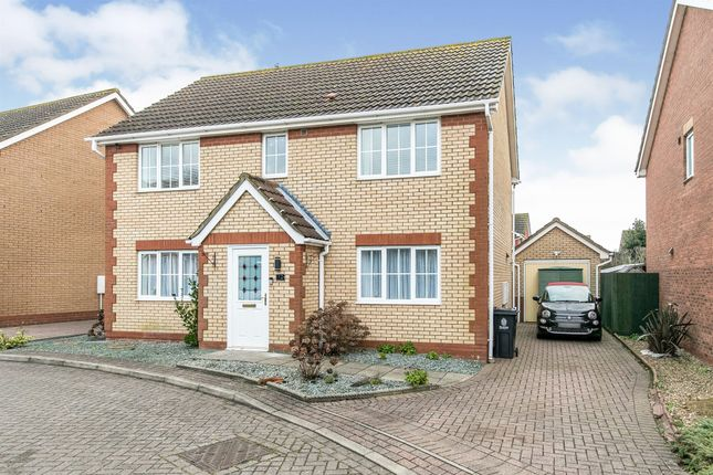 Thumbnail Detached house for sale in Military Way, Dovercourt, Harwich