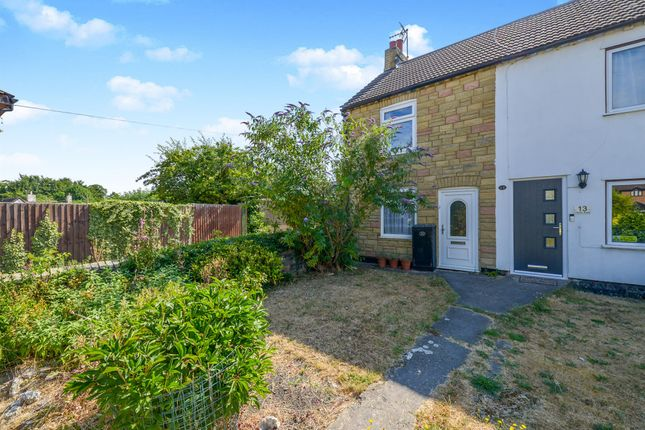 Thumbnail End terrace house for sale in Hitchin Road, Arlesey