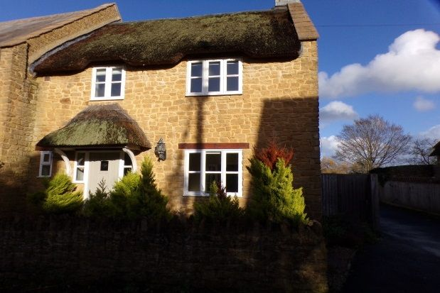 Thumbnail Cottage to rent in The Barton, North Street, Haselbury Plucknett, Crewkerne