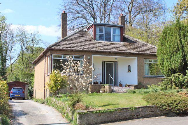 Thumbnail Detached bungalow for sale in 91 Rannoch Drive, Bearsden, Glasgow