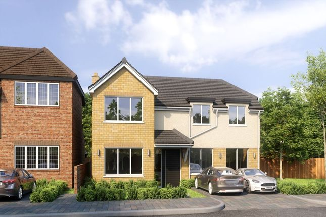 Thumbnail Detached house for sale in Park Drive, Romford