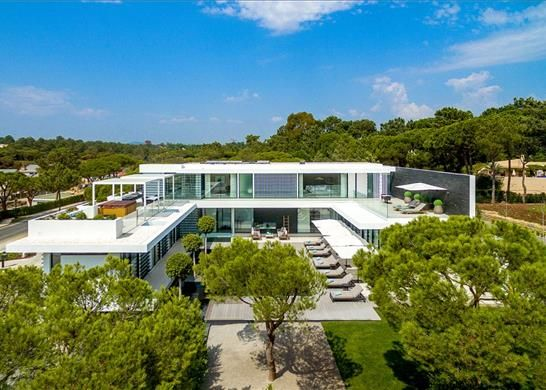 Thumbnail Detached house for sale in Quinta Do Lago, 8135-162, Portugal