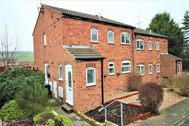 Thumbnail Flat to rent in Collingham Road, Swallownest, Sheffield, Rotherham