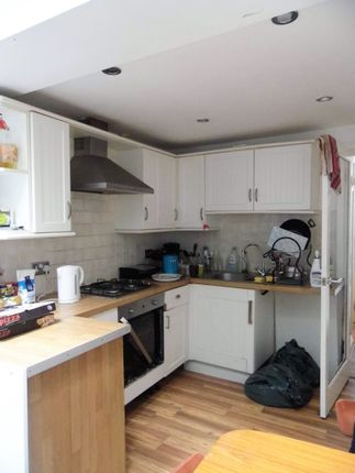 Thumbnail Town house to rent in Bloomsbury Street, Brighton, East Sussex