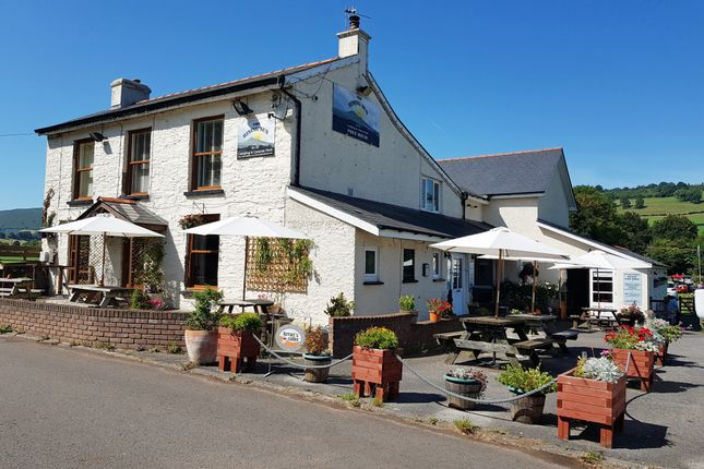 Thumbnail Pub/bar for sale in Pandy, Abergavenny