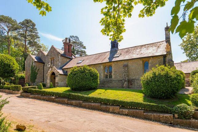 Detached house for sale in Calverton, Milton Keynes