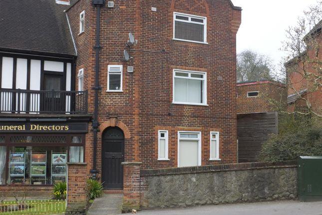 Thumbnail Studio to rent in London Road, Sevenoaks