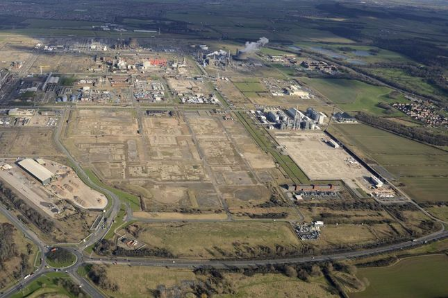 Industrial for sale in Brownfield Development Land For Sale, Invista, Redcar