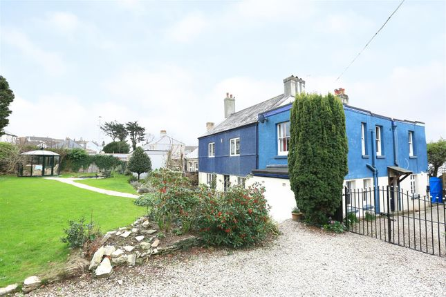 Thumbnail Semi-detached house for sale in Church Road, Plymstock, Plymouth