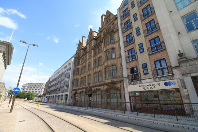 2 bed flat to rent in Queens College Chambers, 38 Paradise Street, Birmingham City Centre B1