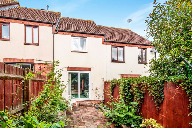 Terraced house for sale in Hameldown Close, Torquay