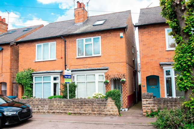 Thumbnail Semi-detached house to rent in Manvers Road, West Bridgford, Nottingham
