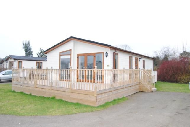 Thumbnail Mobile/park home for sale in Kirkgate, Tydd St Giles, Wisbech