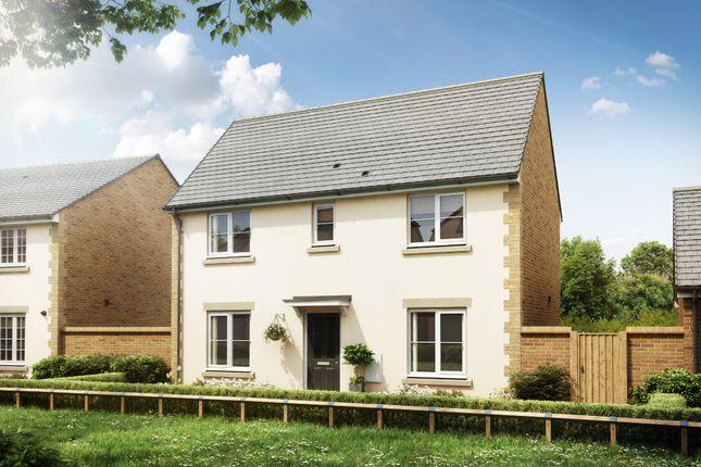 Thumbnail Detached house for sale in Longcot Road, Shrivenham, Swindon