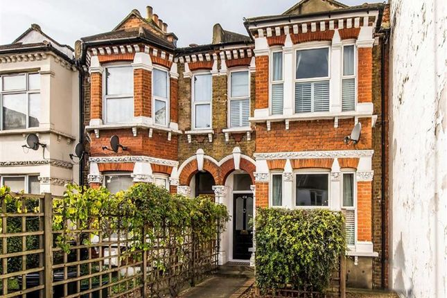 4 bed terraced house for sale in Durnsford Road, London