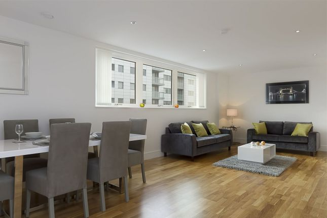 Thumbnail Flat for sale in Empire Reach, 4 Dowells Street, Greenwich, London