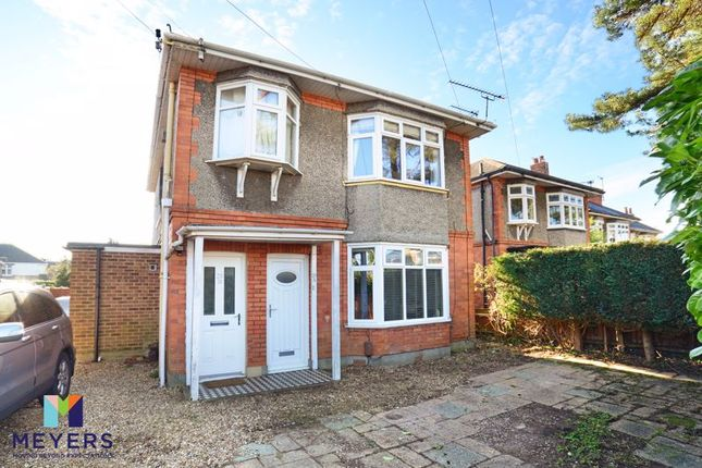 Thumbnail Flat for sale in Victoria Park Road, Moordown