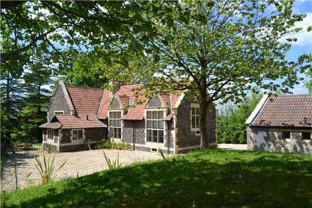 Thumbnail Detached house for sale in Upton Cheyney, Bitton, Nr Bath