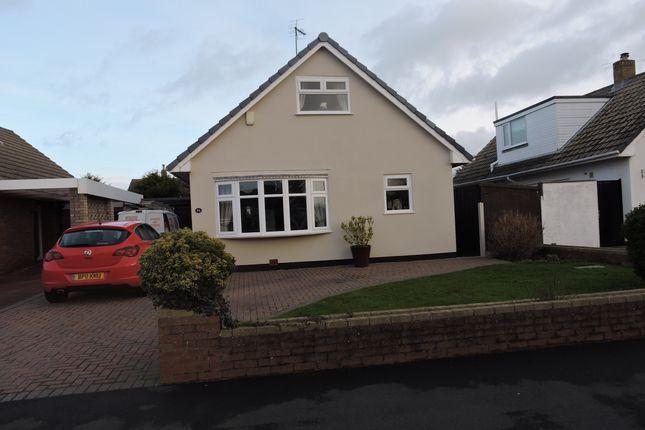 Thumbnail Detached bungalow for sale in Ullswater Avenue, Fleetwood, Lancashire