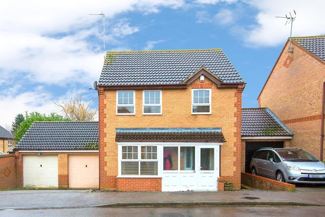 3 bed detached house for sale in Blenheim Way, Kettering