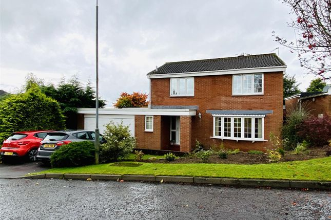 Thumbnail Detached house for sale in Pinewood Walk, Strathaven