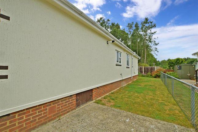 Side Garden of Canterbury Road, Charing, Ashford, Kent TN27