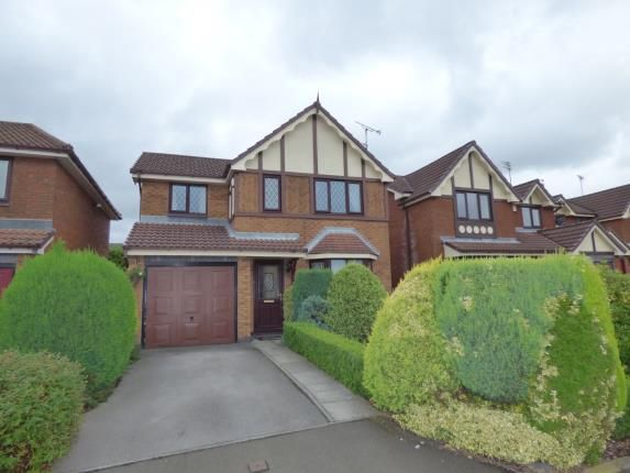 Thumbnail Detached house for sale in Fresnel Close, Hyde, Tameside, Greater Manchester