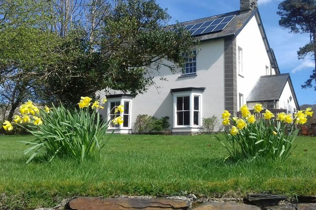 Thumbnail Detached house for sale in Meirion Terrace, Llwyngwril