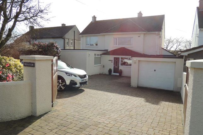 Detached house for sale in Eastbourne Close, St Austell, St. Austell