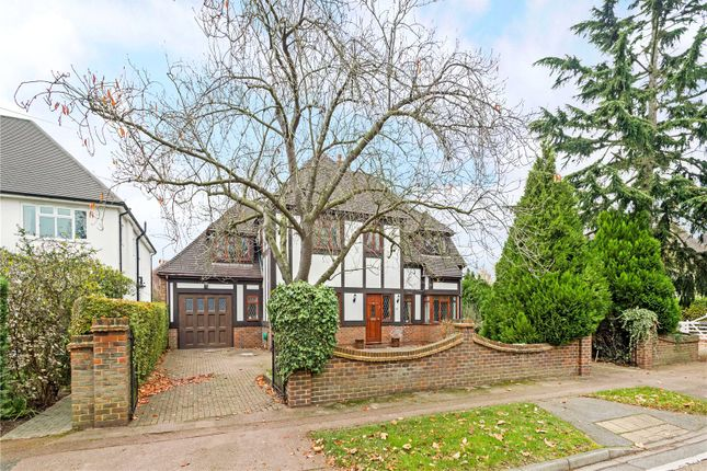 Thumbnail Detached house for sale in Grove Way, Esher, Surrey