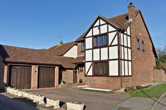 Thumbnail Detached house for sale in Farm Ground Close, Hook