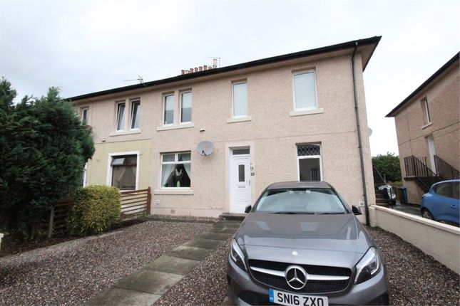 Thumbnail Flat for sale in 20 Timmons Park, Lochgelly, Fife