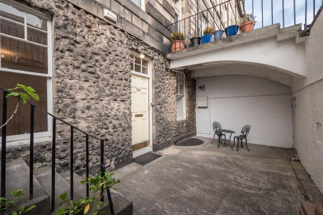 Thumbnail Flat for sale in 54A Great King Street, Edinburgh