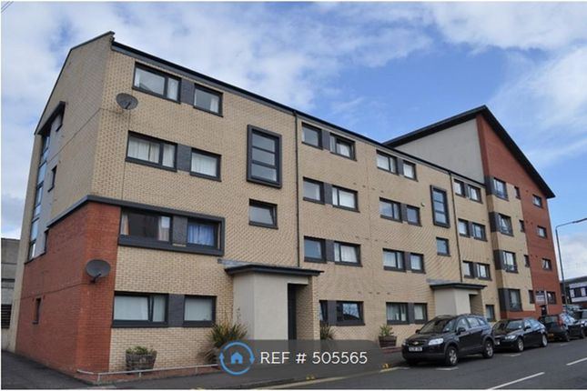 Thumbnail Flat to rent in Kennedy Street, Glasgow