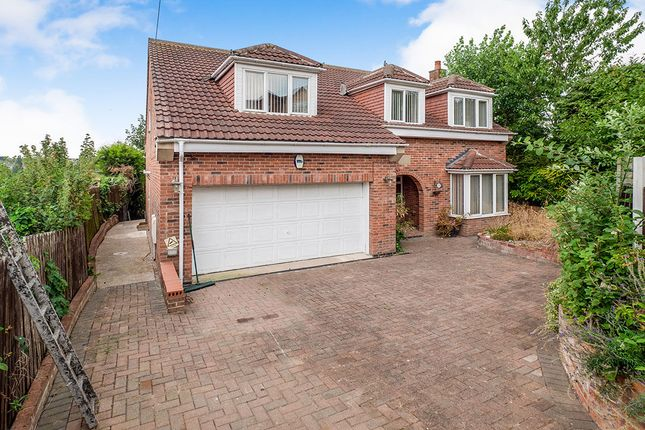 Thumbnail Detached house for sale in Gardenia Grove, Nottingham