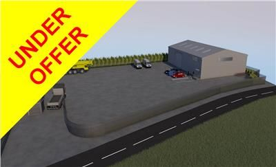 Thumbnail Industrial to let in Plot 7A London Medway Commercial Park, Jetty Road, Kingsnorth, Rochester, Kent