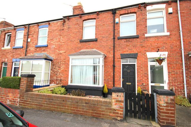 Thumbnail Terraced house to rent in Edward Street, Gilesgate, Durham