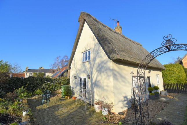 Thumbnail Cottage for sale in Angle End, Great Wilbraham, Cambridge
