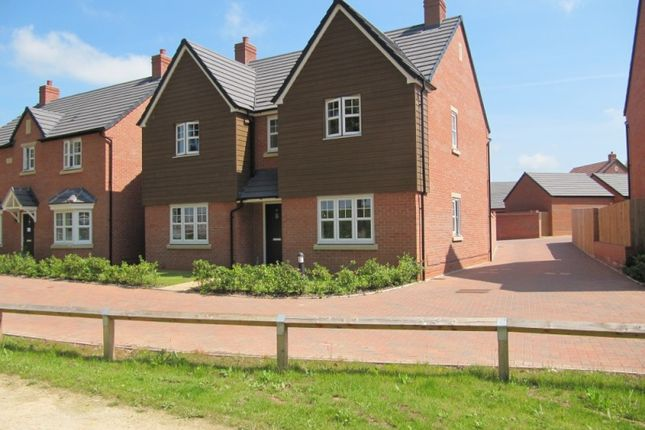 Thumbnail Detached house for sale in Rochester Close, Meon Vale