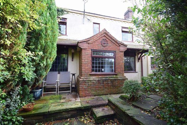 Thumbnail Terraced house for sale in Chapel Lane, Brown Edge, Stoke-On-Trent