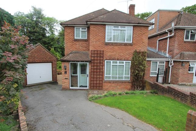 Thumbnail Detached house for sale in Marvin Way, Southampton