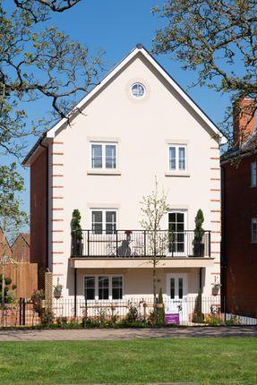Thumbnail Detached house for sale in Queen's Avenue, Aldershot, Hampshire