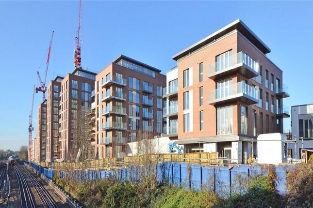 Thumbnail Flat for sale in West Hampstead Square, West Hampstead