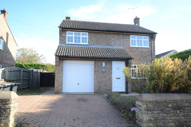 Thumbnail Detached house to rent in Main Street, Woodnewton, Peterborough