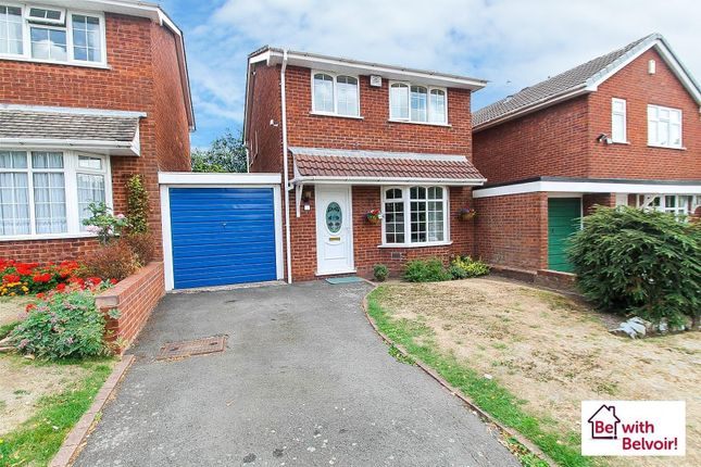 Thumbnail Link-detached house to rent in Old Park Road, Darlaston, Wednesbury