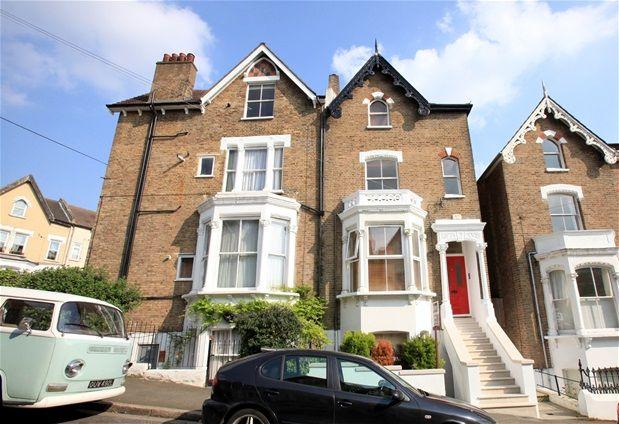 Thumbnail Flat for sale in Rockmount Road, London