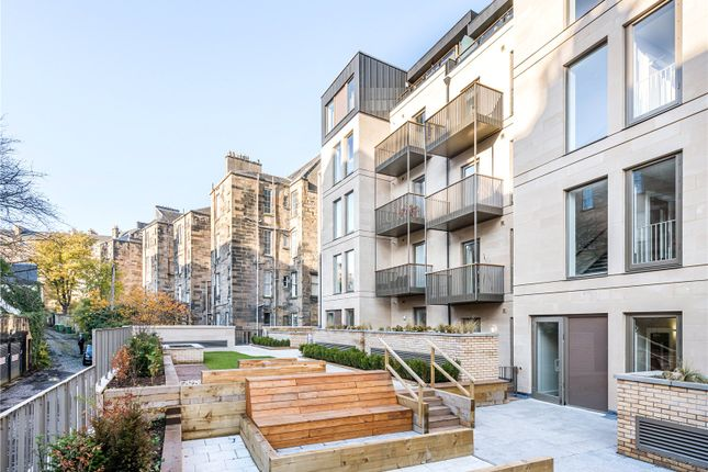 Thumbnail Flat for sale in Plot 55 - Park Quadrant, Glasgow